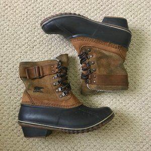 Sorel Winter Fancy Lace II Boot - Size 8